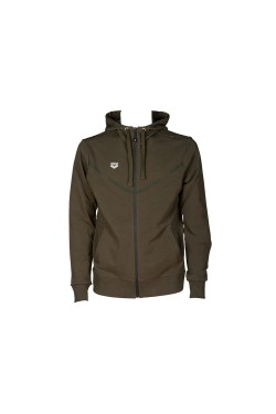 кофта arena M STRETCH HOODED F/Z JACKET (002238-630)