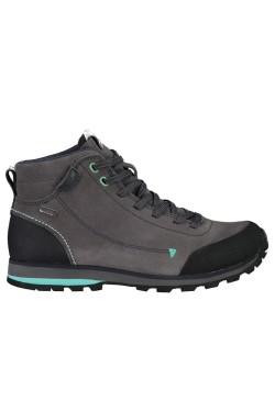 ботинки CMP ELETTRA MID WMN HIKING SHOES W (38Q4596-U887)