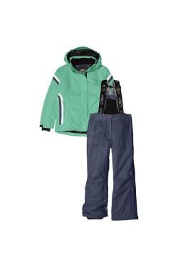 костюм лыжный CMP GIRL SET JACKET+PANT (38W0365-E303)