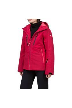 куртка лижна CMP WOMAN JACKET FIX HOOD (38W0716-C829)