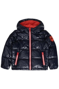 куртка CMP BOY JACKET FIX HOOD (39K2384-N950)