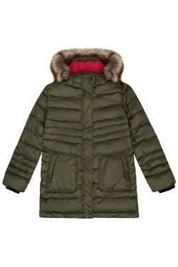 куртка CMP GIRL PARKA SNAPS HOOD (39K3035-F914)