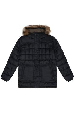 куртка CMP BOY LONG JACKET ZIP HOOD (39K3104-U423)