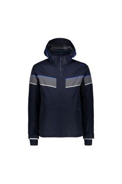 куртка лижна CMP MAN JACKET ZIP HOOD (39W1477-N950)