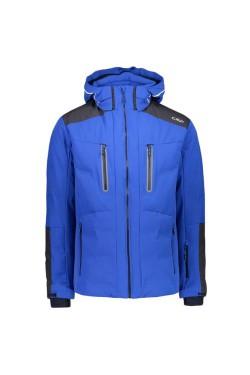 куртка лижна CMP MAN JACKET ZIP HOOD (39W1507-N951)