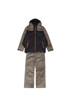костюм лыжный CMP BOY SET JACKET+PANT (39W1864-U423)
