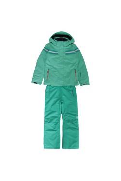 костюм лыжный CMP GIRL SET JACKET+PANT (39W1995-E560)