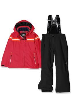 костюм лыжный CMP GIRL SET JACKET+PANT (39W1995-H856)