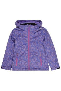 куртка лыжная(дет) CMP GIRL JACKET SNAPS HOOD (39W2085-05ZD)