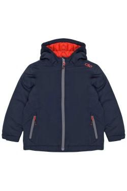 куртка CMP BOY JACKET FIX HOOD (39Z0904-N950)