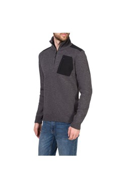 свитер CMP MAN KNITTED PULLOVER (7H77806-U804)
