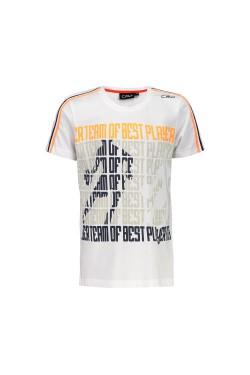 футболка CMP BOY T-SHIRT (30D8234-A001)