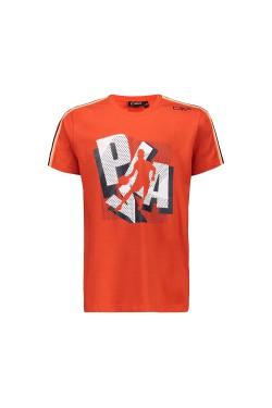 футболка CMP BOY T-SHIRT (30D8234-C589)
