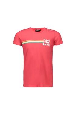 футболка CMP GIRL T-SHIRT (30D8335-B357)