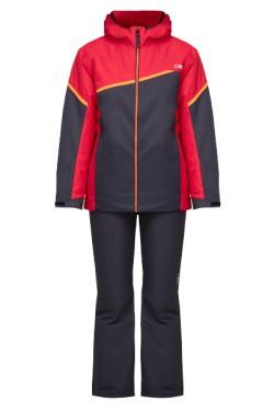костюм лижний CMP KID SET JACKET+PANT (30W0104-C580)