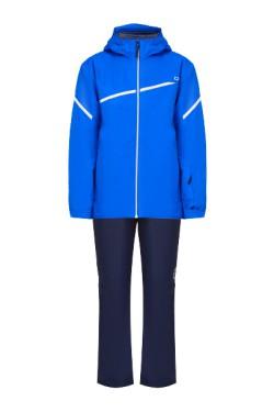 костюм лижний CMP KID SET JACKET+PANT (30W0104-N951)