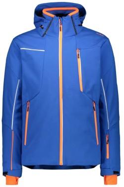 куртка лыжная CMP MAN JACKET ZIP HOOD (30W0317-N951)