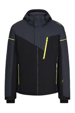 куртка лыжная CMP MAN JACKET ZIP HOOD (30W0387-U901)