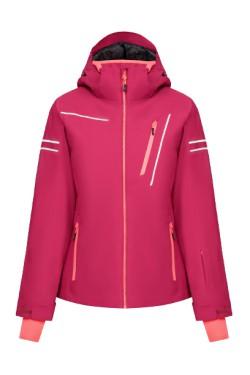 куртка лыжная CMP WOMAN JACKET ZIP HOOD (30W0616-B873)