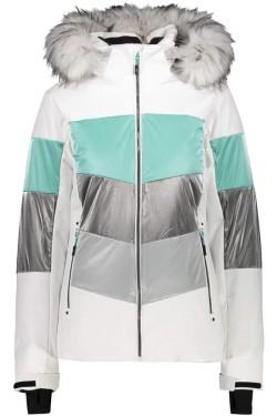 куртка лыжная CMP WOMAN JACKET ZIP HOOD (30W0626-A001)