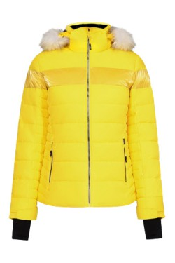 куртка лыжная CMP WOMAN JACKET ZIP HOOD (30W0686-R411)