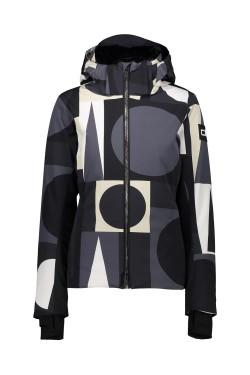 куртка лыжная CMP WOMAN JACKET ZIP HOOD (30W0766-28ZF)