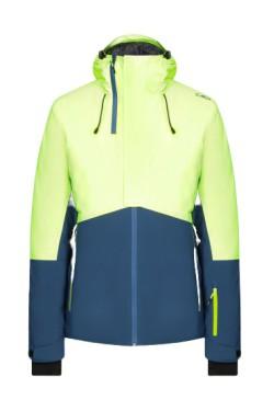 куртка лыжная CMP MAN MID JACKET FIX HOOD (39W1527-R626)