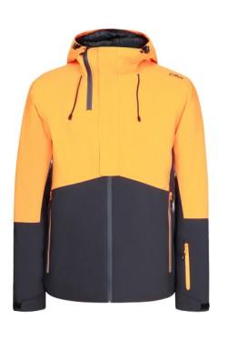 куртка лыжная CMP MAN MID JACKET FIX HOOD (39W1527-U423)