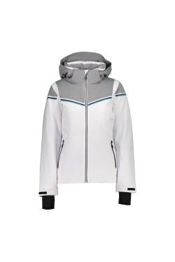 куртка лижна CMP WOMAN JACKET ZIP HOOD (39W1576-A001)