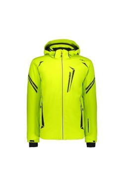 куртка лижна CMP MAN JACKET ZIP HOOD (39W1417-R505)