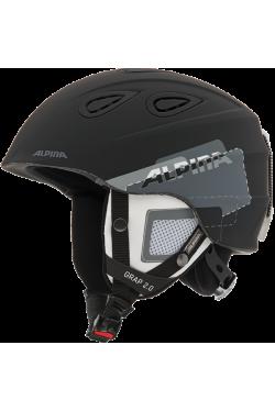шлем г/л Alpina GRAP 2.0 (A9085-38)