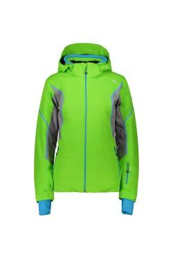 Куртка Лижна Cmp Woman Zip Hood Jacket (3W02376-E524)