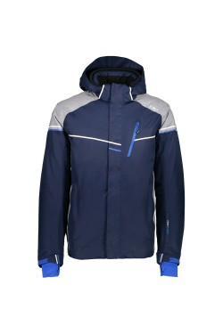Куртка Лижна Cmp Man Zip Hood Jacket (3W03177-M870)