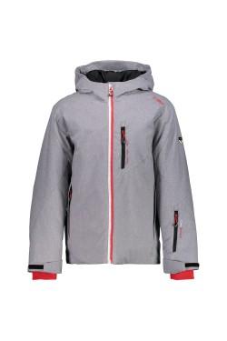 куртка лыжная(дет) CMP BOY FIX HOOD JACKET (3W06874M-U403)