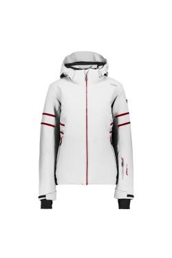 куртка лижна CMP WOMAN JACKET ZIP HOOD (38W0656-A001)