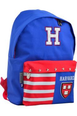 "Ранець Молодіжний  ""Harvard Blue"" (555040)"