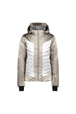 куртка лижна CMP WOMAN JACKET ZIP HOOD (38W0756-A516)