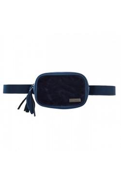 Сумка на пояс YES YW-22 Glamor Black (557693)