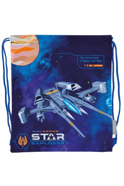 Сумка для обуви YES  SB-10  Star Explorer (557450)