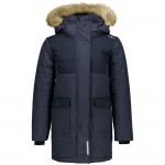 пальто CMP GIRL ZIP HOOD JACKET (3K27775-M862)