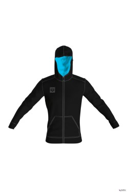 кофта arena M ESSENTIAL HOODED F/Z JACKET (001048-500)