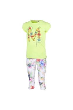 костюм спортивный CMP GIRL STRETCH SET (3D85375-E248)