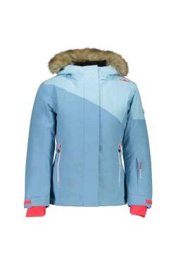 куртка лыжная(дет) CMP GIRL FIX HOOD JACKET (3W08775-L625)