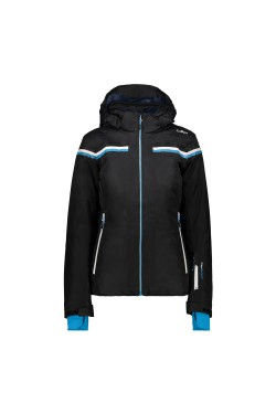 куртка лижна CMP WOMAN JACKET ZIP HOOD (38W0726-U901)