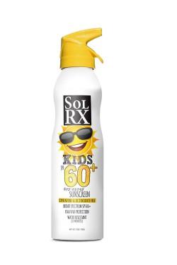 Спрей NEW SolRX Sport Continuous Spray (SPF 30, SPF 50)