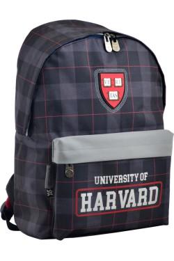 "Ранець Молодіжний  ""Harvard Black"" (555038)"
