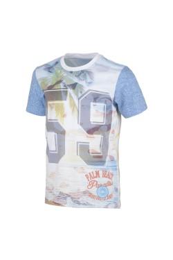 футболка CMP BOY T-SHIRT (3D85074-14AE)