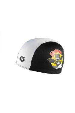 шапочка д/плавания arena HEROES KIDS CAP (002532-500)