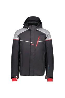 Куртка Лижна Cmp Man Zip Hood Jacket (3W03177-U423)