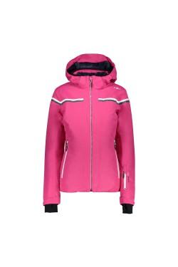 куртка лижна CMP WOMAN JACKET ZIP HOOD (38W0726-B833)